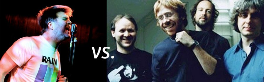 LCD vs Phish